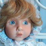 Очаровательная девочка Elizabeth by Louise Tierney