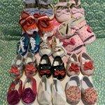 Моднявая обувь для куклодеток
