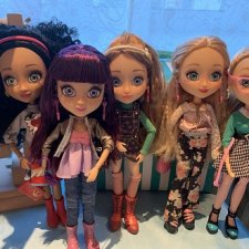 Подружки от Freckles and Friends
