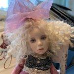 Авторская кукла Натальи Ворожко