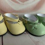 Остатки сладки.Разная обувь для кукол Готц(Gotz),American Girl.