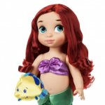 Куплю куклу Ариэль Дисней Аниматорс(Disney Animators) 40 см до 2019 г..