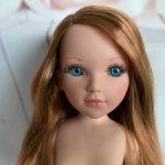 Рыженькая Мари с голубыми глазками #1 от Видал Рохас(Vidal Rojas).