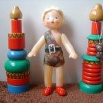 Редчайшая кукла СССР, Штангист.Олимпиада 80.(фабрика СиП).В продаже практически не встречается.
