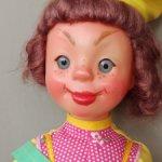 Кукла СССР  8 марта 70 е гг