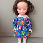 Кукла Италия 40 см