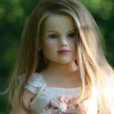 Милана#2 - кукла из силикона Ирины Ермоловой