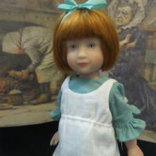 Алиса в Стране чудес или неожиданное прочтение образа Эмили от Неаther Maciak