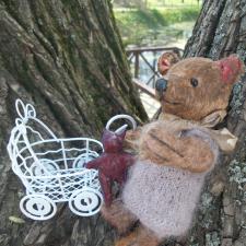Приключения медведицы Маши... или один день из жизни мишки тедди