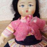 Кукла Звездочка.60-е