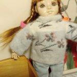 Кукла-гномик