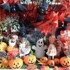Хелоуин для лоричек