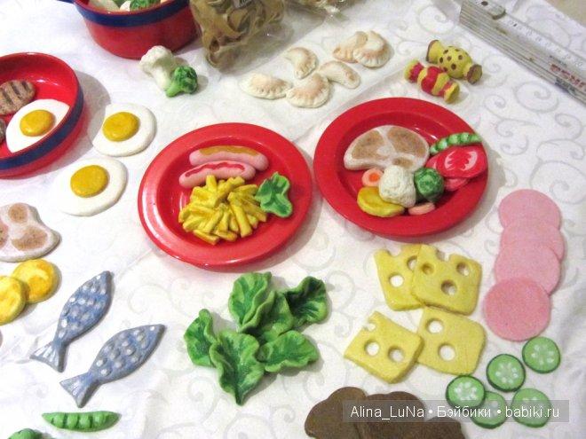 Как сделать игрушечные продукты фото 702
