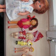 Пупсики СССР куколки
