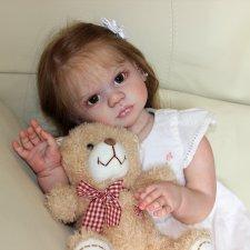 Кукла реборн Габриэлла