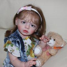 Малышка реборн Изабелла