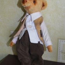 Мой мишка тедди Михалыч