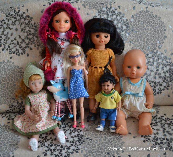 нэнси, Kathe Kruse, LIV, Adore, Baby Bon