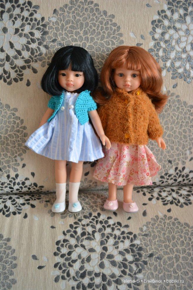Куклы от Paola Reina