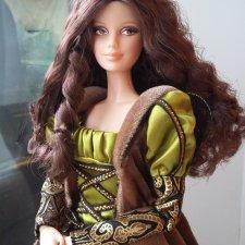Barbie Museum Collection Leonardo Da Vinci. Mona lisa