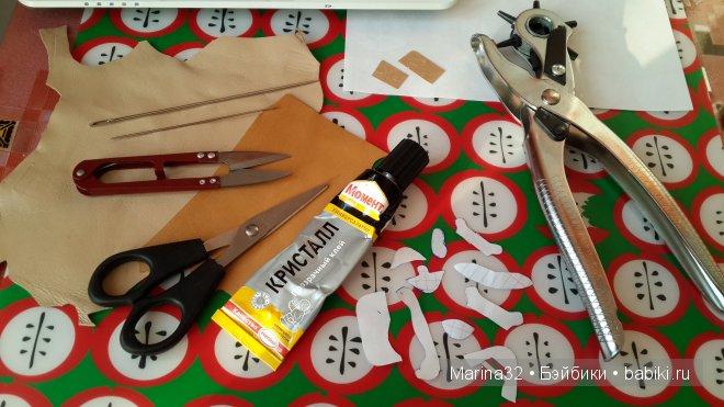 Мастер-класс. Как я делаю обувь для кукол RealPuki