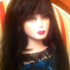 Будуарная кукла, как тебя не любить? Авторские куклы Ольги Гречухи