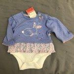 Одежда mothercare для кукол реборн