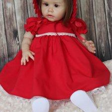 Кукла реборн. Малышка Ариэль