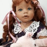Срочно!!! Продаю чудесную куколку Габриэллу от Моники Левинг