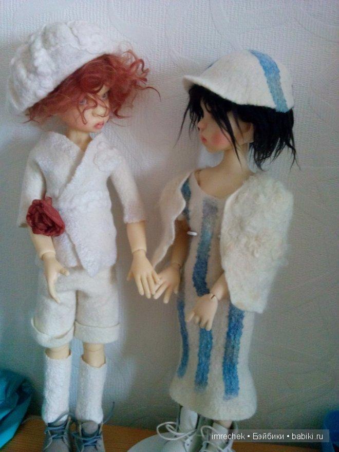 Два костюма на Мики и МейМей