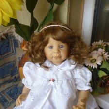 Помогите узнать информацию о куколке Leonie von Bettine Klemm