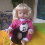 Малышка блондикочка от Lee Middleton.