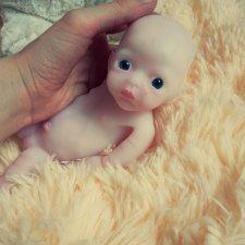 Силиконовая кукла Софья