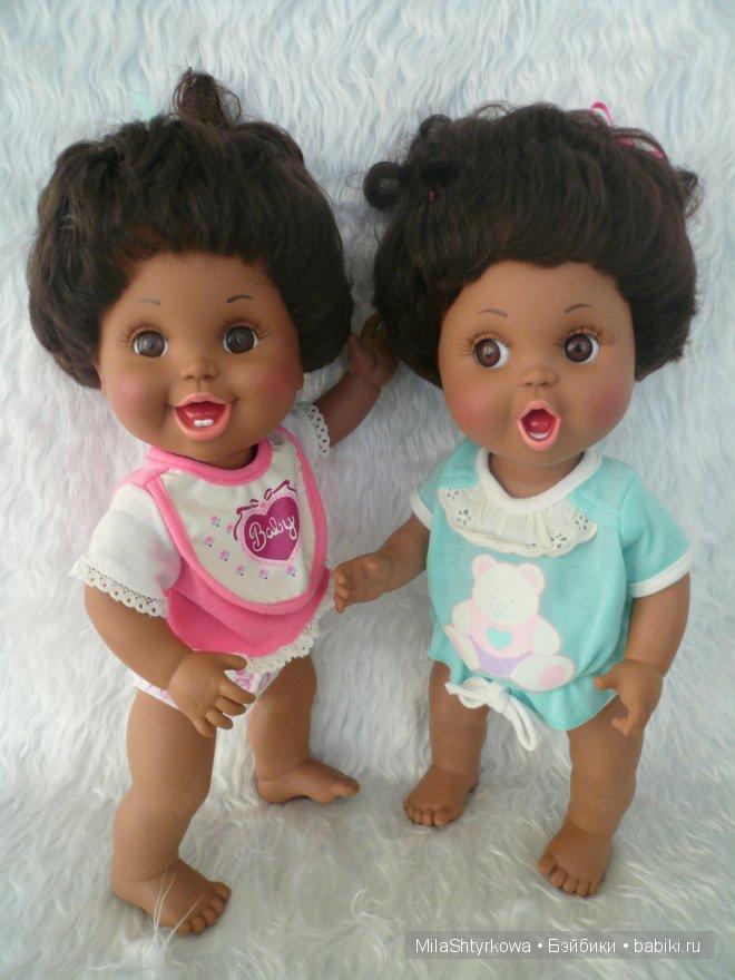 Мэл Бирнкрэнт, Galoob Baby Face, фейсика, фейсиночка, новая кукла, новейшая фейсинка, шарнирная кукла, Ханна АА,Бекка АА