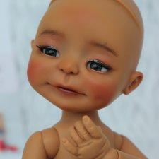 Mimmi Meadow dolls dumpling chocolate