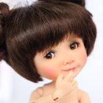 Kyrra twinkle (cream) от Meadow dolls