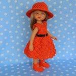 Лот нарядов для кукол Antonio Juan,Berjuan,Paola Reina,Minouche.Добавила новое.