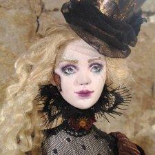 Авторская кукла ПапагенА