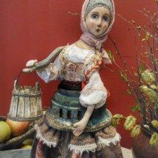 З5й фестиваль авторской куклы в Екатеринбурге. (Часть 1)