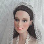 Скидка! Продам красавицу Кейт Мидлтон в свадебном платье