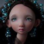 Зимние Розы. Шарнирные куклы