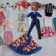 Одежда для Барби, Поппи Паркер, Кена и Барби-пышки (хенд-мейд)