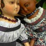 А вы знакомы с куклами Изанны Уолкер? Мои творческие вдохновения на заданную тему...Часть 2. Продолжение