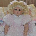 Счастливая встреча через 60 лет! Игровая кукла от Phylis Parkins