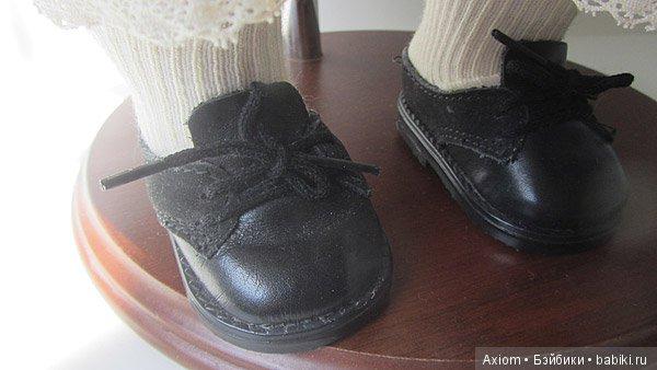 аутфит Gotz Principessa Brenda Готц Принципесса Бренда - ботинки