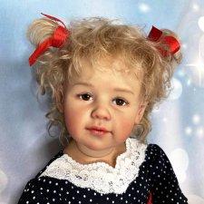 Кукла Lea от  Sissil Skille