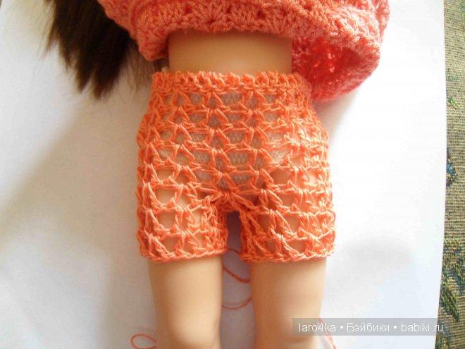 Как сделать шорты для кукол барби 200