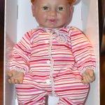 Рыжеволосая красавица из коллекции Baby So Real