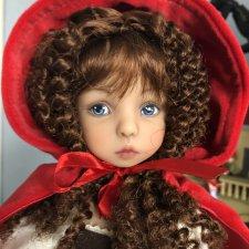 Красная Шапочка от Дианы Эффнер для галереии Эштон Дрейк ООАК