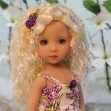 Принцесса Дейнерис ООАК #1 Little Darling от Dianna Effner с росписью Magalie Dawson